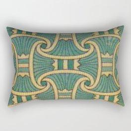 Egyptian pattern Rectangular Pillow