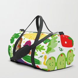 Eat your greens! Duffle Bag