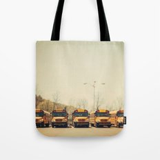 School Days Tote Bag