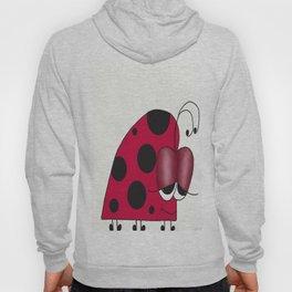 The Euphoric Ladybug Hoody