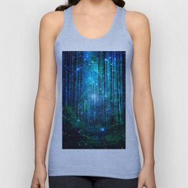 magical path Unisex Tank Top