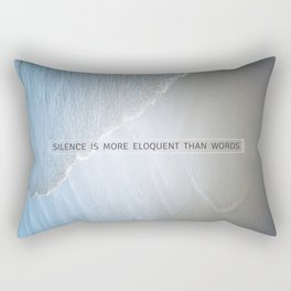 Eloquence Rectangular Pillow