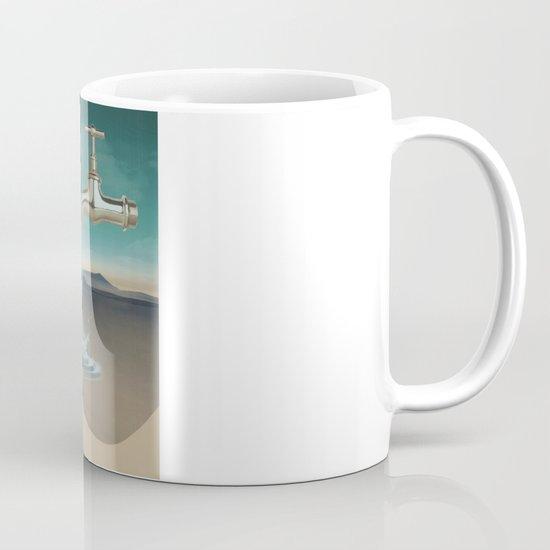 filling the void Mug