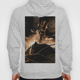 Deer Love Hoody