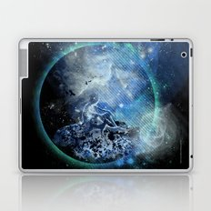 a room with view Laptop & iPad Skin