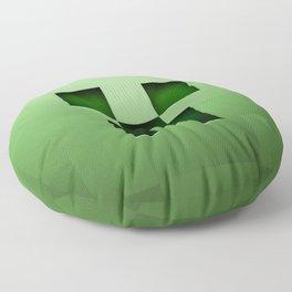 Mine craft face Floor Pillow