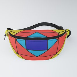 Suspiria Stained Glass Fanny Pack