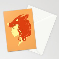Fa Mulan Stationery Cards