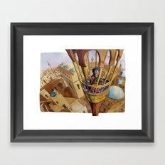 The Called Framed Art Print