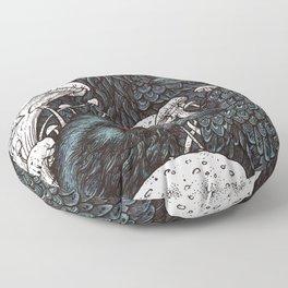 Decay Floor Pillow