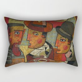 The sailor Rectangular Pillow