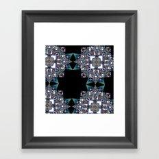 Internal Kaleidoscopic Daze-15 Framed Art Print
