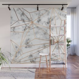 Marble & Gold 046 Wall Mural