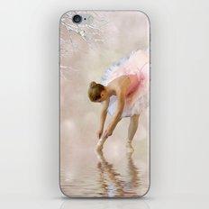 Dancer in Water iPhone & iPod Skin