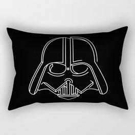 3d-art vader Rectangular Pillow