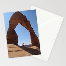 Framed - Delicate Arch Stationery Cards