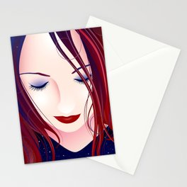 Nocturn II Stationery Cards
