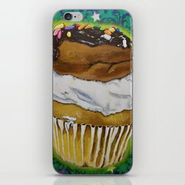 DonutCupcake iPhone Skin