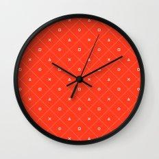 Geometry is Fun Wall Clock