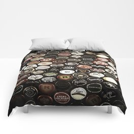 Bottle Caps Comforters