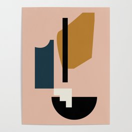 Shape study #2 - Lola Collection Poster