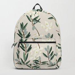 OLIVE BLOOM Backpack