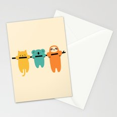 Hang In There Stationery Cards