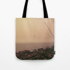 From The Haze Tote Bag