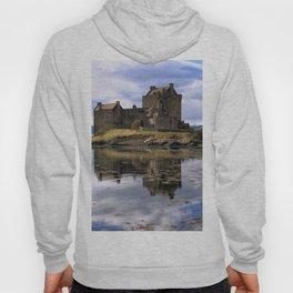 Eilean Donan Castle Scotland Hoody