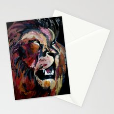 Friendly Lion Stationery Cards