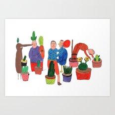 Bichinhos. Art Print