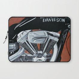 Harley Rider Laptop Sleeve