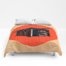 Sheds & Shacks | No:3 Comforters
