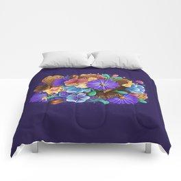 SWEETS & FLOWERS Comforters