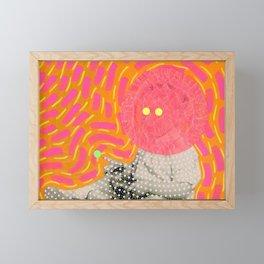 The Hand That Takes Framed Mini Art Print