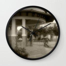Plaza de Rincon # 2 Wall Clock