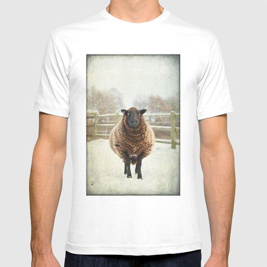 Zombie sheep T-shirt