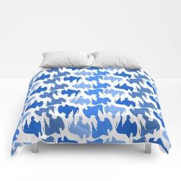 Buffalo Blues Comforters