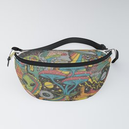 Psychedelic Research Volunteer Fanny Pack