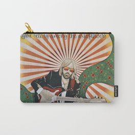 Wildflowers (Tom Petty Tribute Mural, Gainesville) Carry-All Pouch