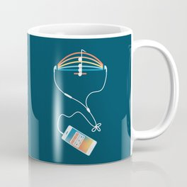Choose what to listen Coffee Mug