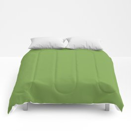 Gifts from the Garden ~ Leaf Green Comforters