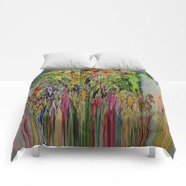 COLORFALL FLOWERFALLS Comforters