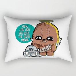 rip peter mayhay Rectangular Pillow