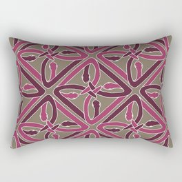 berry protractor snakes Rectangular Pillow