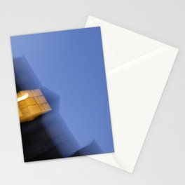 Lights On Stationery Cards