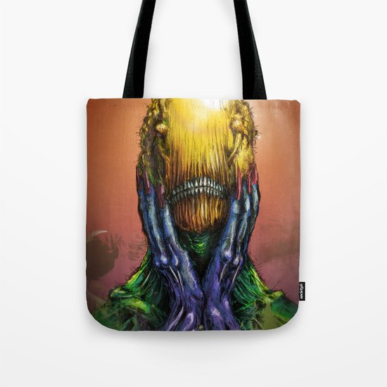 """Blind"" Tote Bag"