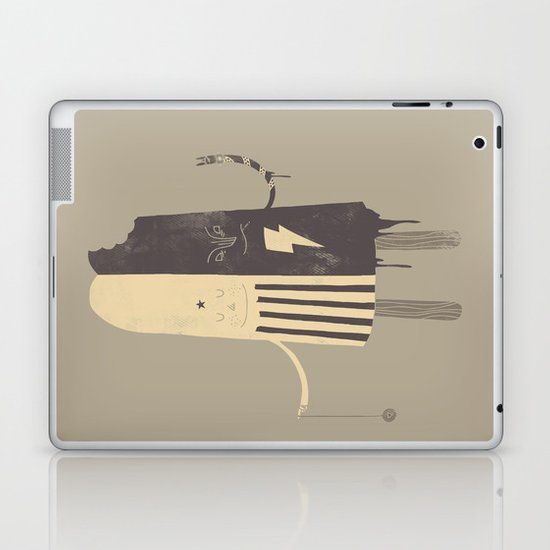 Non-Identical Twins Laptop & iPad Skin