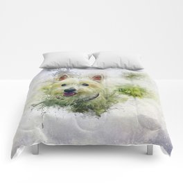 West Highland White Terrier Comforters