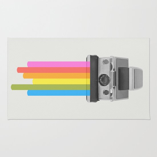 Taste the Rainbow Rug